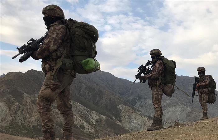 144 teröristin etkisiz hale getirildiği Kıran operasyonları tamamlandı