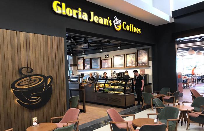 Gloria Jean's Coffees'ten iki yeni şube