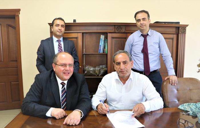 Diyarbakır OSB'deki ilk banka  şubesini Halkbank açtı