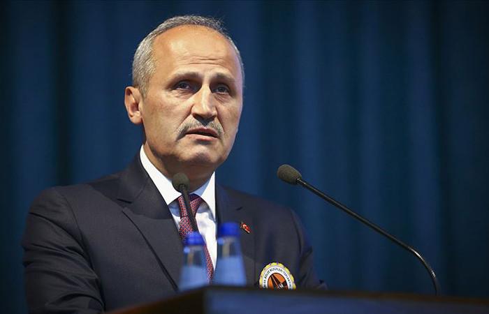 Bakan Turhan: Ulaşım ve erişim altyapısına 767,5 milyar liranın üzerinde yatırım yaptık