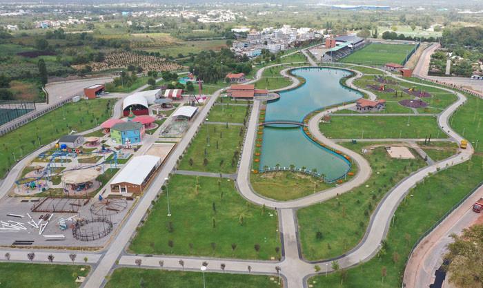 225 dönümlük Vakıfköy Kent Parkı açılış için gün sayıyor