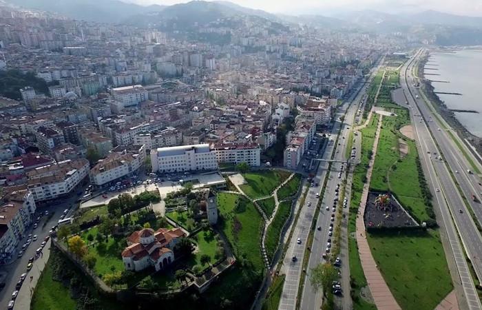 Karadeniz'in ihracat lideri Trabzon