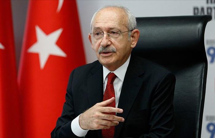 Kılıçdaroğlu: Bu süreçte CHP'nin en önemli görevi geniş bir toplumsal uzlaşma sağlamak