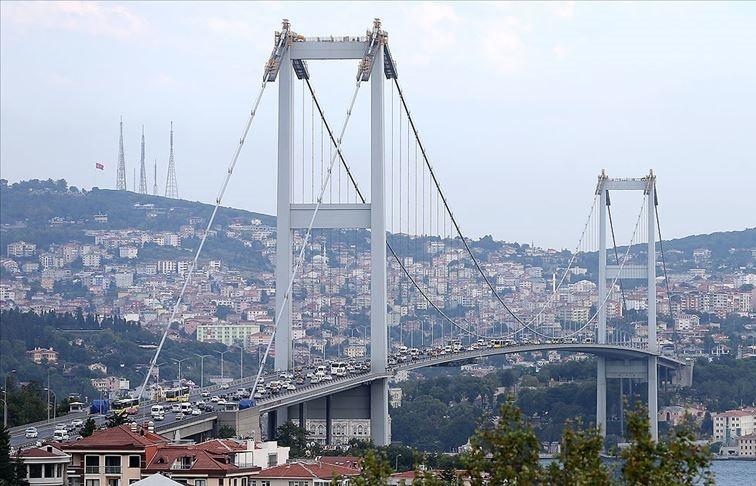 İstanbul'dan tahsil edilen vergi, 3. çeyrekte yüzde 38 arttı