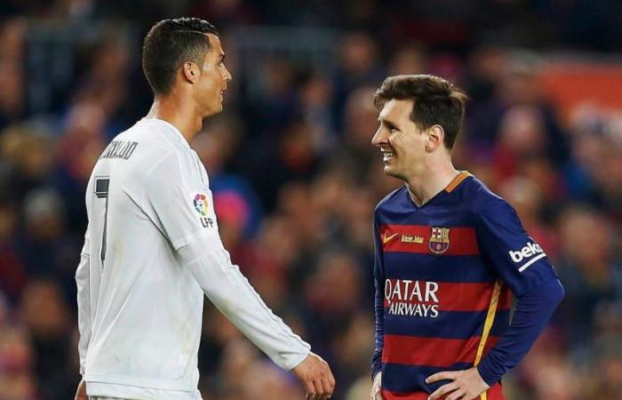 Messi ve Ronaldo buluşuyor