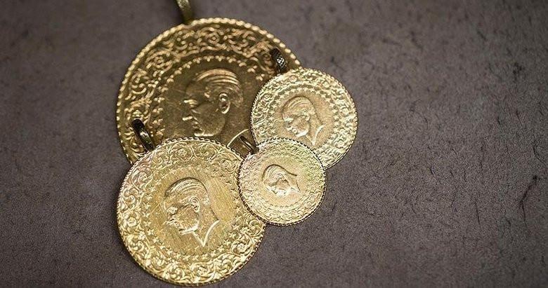 Gram altın 483 lira seviyelerinde