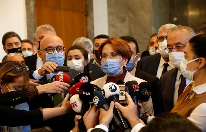 Akşener'den 'Buğra Kavuncu' açıklaması