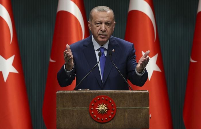 Cumhurbaşkanı Erdoğan: 5 ve 9. sınıflara yüz yüze eğitim 2 Kasım'da başlıyor