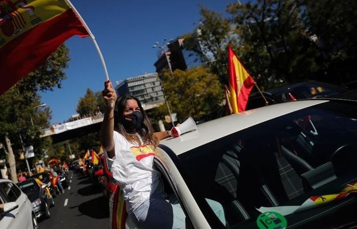 İspanya'da COVID-19 vakalarındaki artış sürüyor