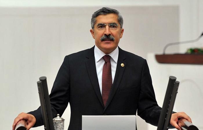 AK Partili vekil Hüseyin Yayman koronavirüse yakalandı