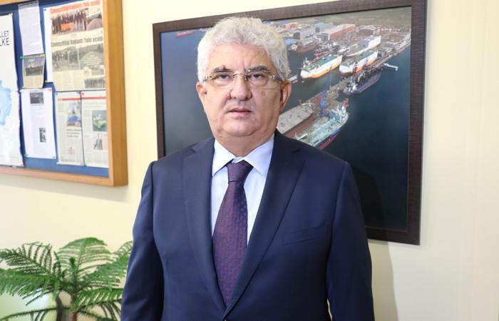 Yalova'da kruvaziyer gemi üretimi başladı