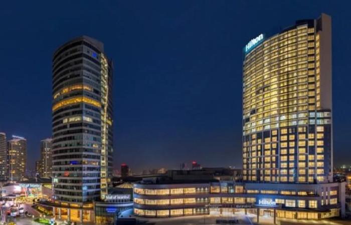 Turizme Hilton'la girdi üç otel daha kuracak