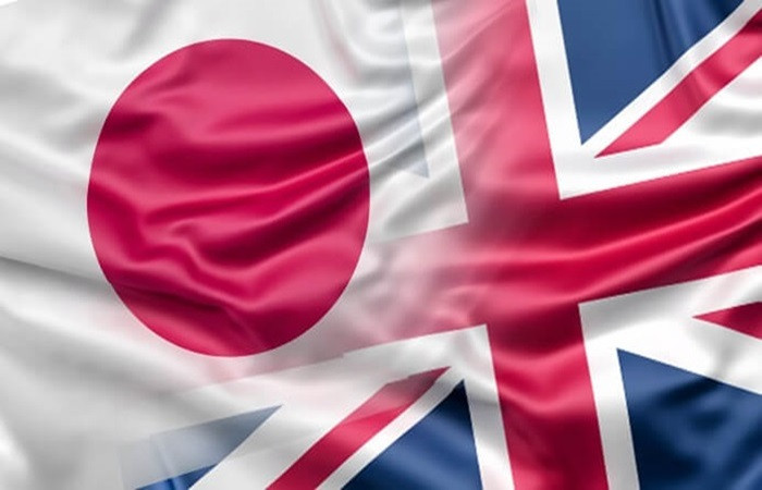 Birleşik Krallık ilk Serbest Ticaret Anlaşmasını Japonya ile imzaladı