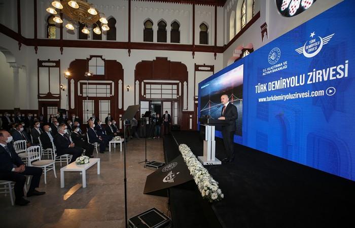 Türk Demiryolu Zirvesi sona erdi
