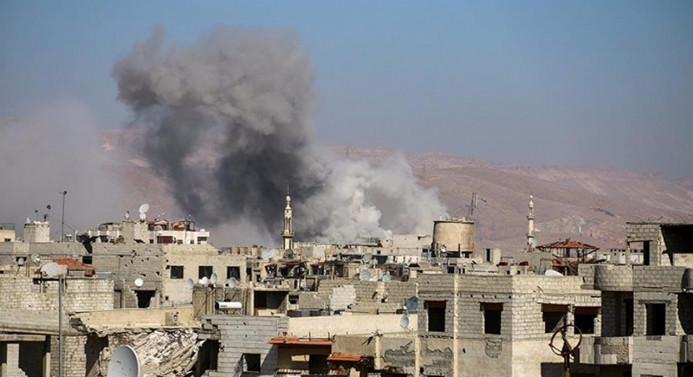 'Rus savaş uçakları İdlib'e hava saldırısı düzenledi' iddiası