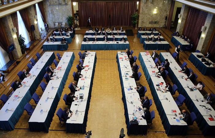 Plan ve Bütçe Komisyonunda canlı yayın tartışması