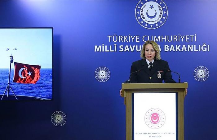 Milli Savunma Bakanlığı: Milli günlere denk gelen iki Navtex iptal edildi