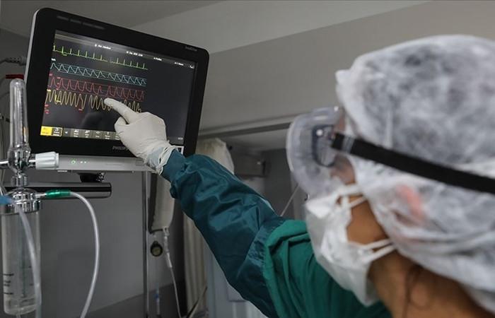 Son 24 saatte 76 can kaybı, 2209 yeni hasta