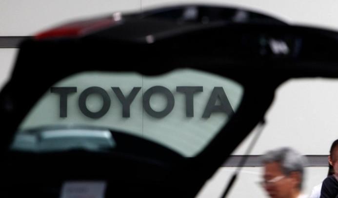 Toyota'da üretim eylülde 11,7 arttı
