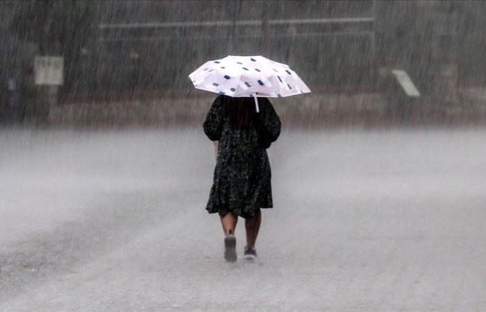 11 il için kuvvetli yağış uyarısı