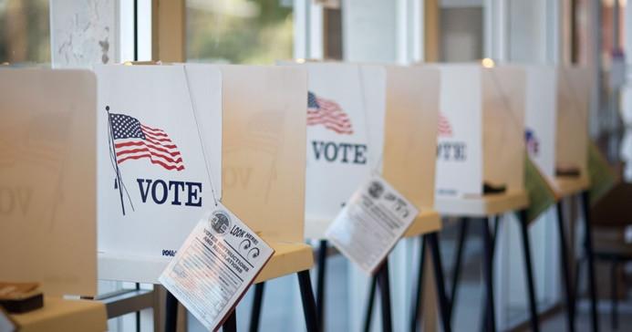 ABD'de seçim için kullanılan oy sayısı 80 milyonu aştı