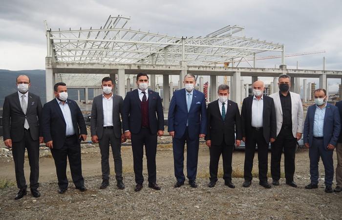 MÜSİAD Başkanı Kaan: Buharkent'teki tesis dünyaya örnek bir yatırım olacak