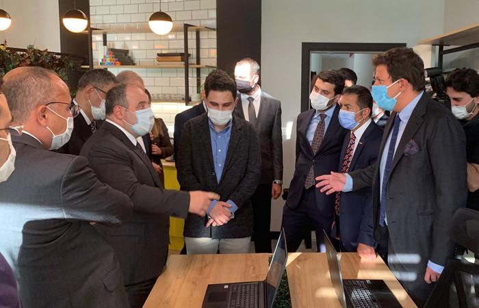 Denizli, Bakan Varank'tan inovasyon merkezi sözü aldı