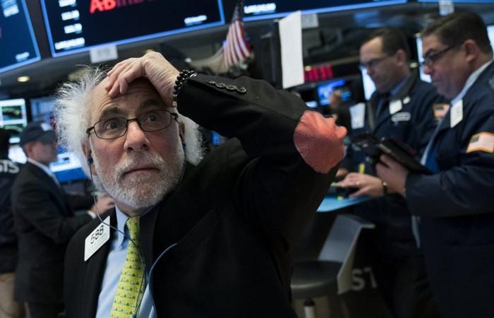 ABD'de endeksler düşüşle kapandı