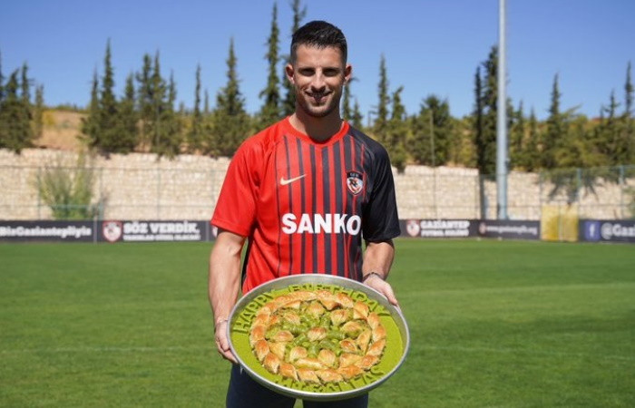 Gaziantep FK, Kevin Mirallas transferini duyurdu