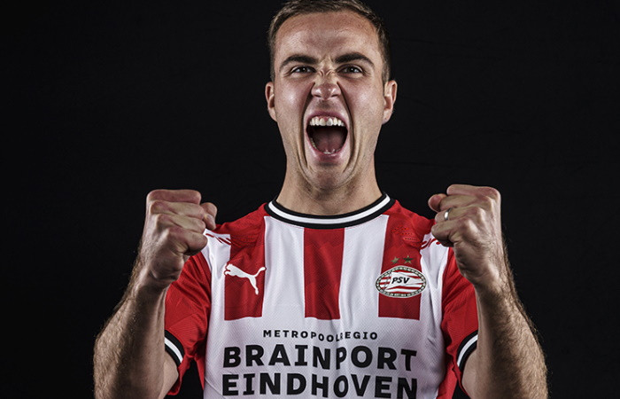 Mario Götze PSV Eindhoven'a imza attı