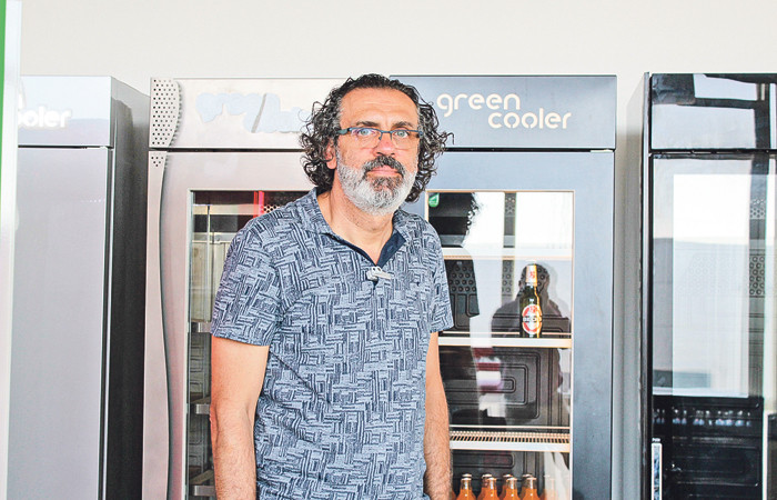 Öztaş Metal'in freeze dry makineleri yıl sonunda piyasada