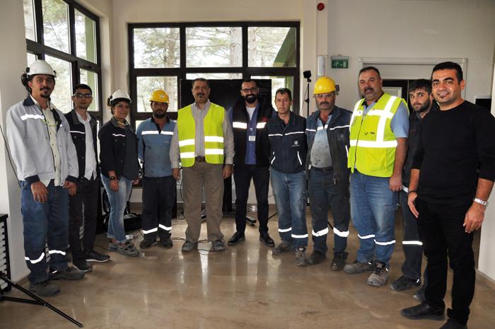 Bursa Çimento'dan iş güvenliğinde sanal eğitim