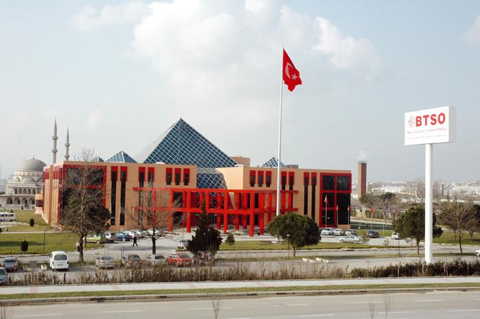 İş dünyası Bursa'da buluşuyor