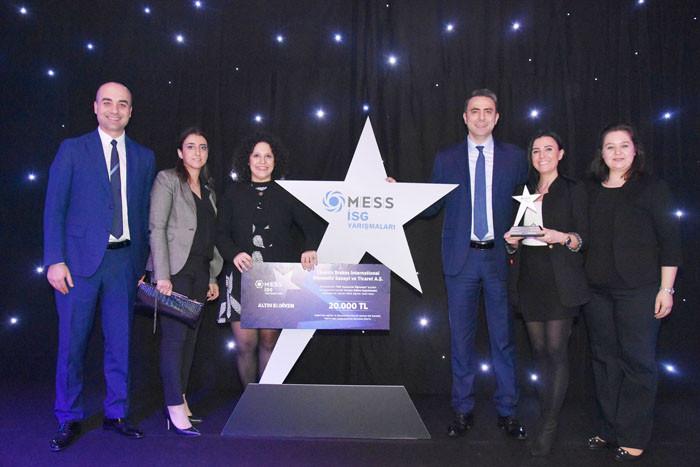 Hitachi Automotive Systems Group'a ödül