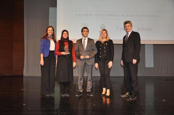 Kadının Güçlenmesi Bursa Platformu