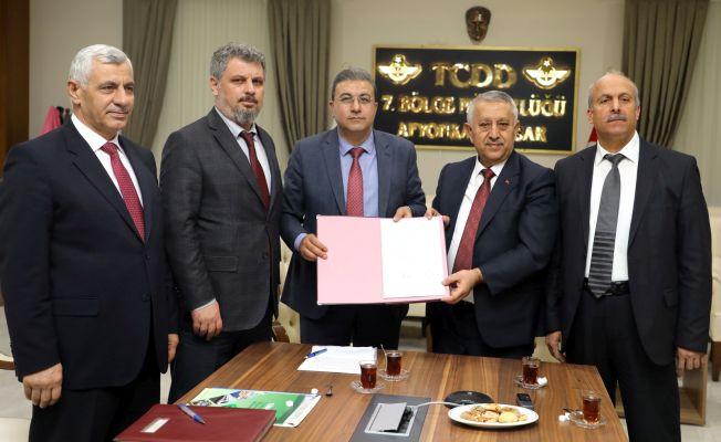 AFRAY Banliyö Hattı Projesi'nde sözleşme imzalandı
