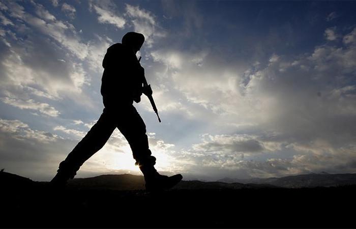 Barış Pınarı Harekatı bölgesinde 1 asker şehit oldu, 4 asker yaralandı