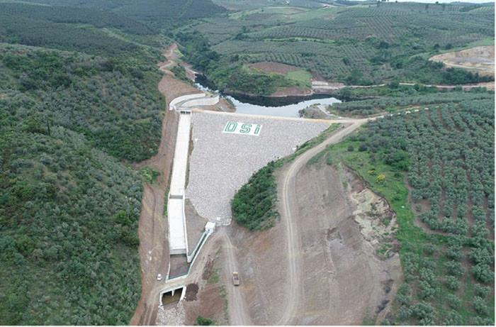 Bursa'ya 17 yılda 20 baraj ve 15 gölet inşa edildi