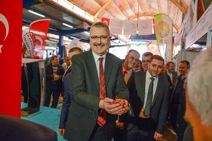 Sektör Karacabey'de buluşacak