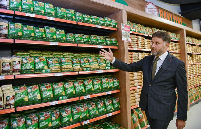 Tarım Kredi: Marketlerimizde fiyat atışı yok