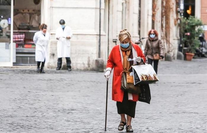İtalya'da bir günde en yüksek ölüm