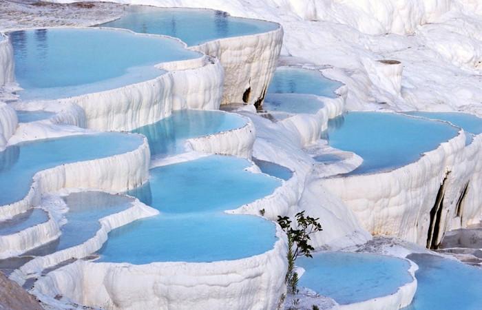 'Beyaz Cennet'in ziyaretçisi %35 azaldı