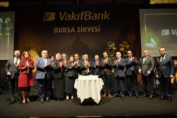 VakıfBank'ın Bursa Zirvesi yapıldı
