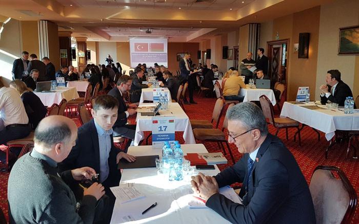 OİB ile Türk firmaları Belarus ihracatını artıracak