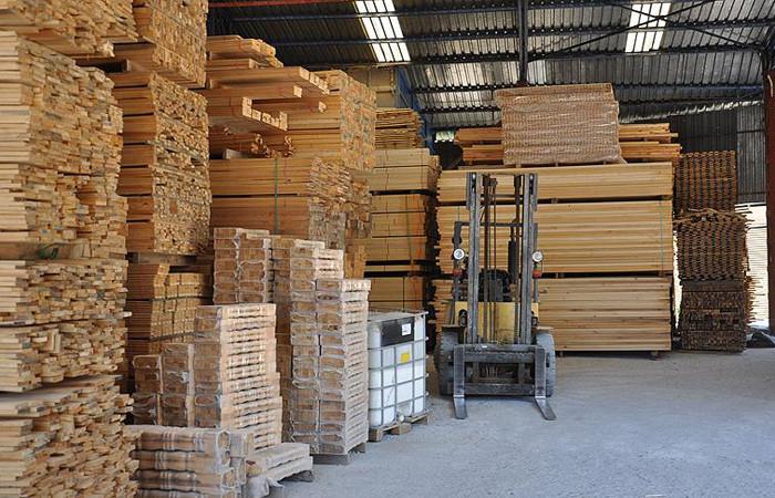 Bu yıl 25,6 milyon metreküp endüstriyel odun üretilecek