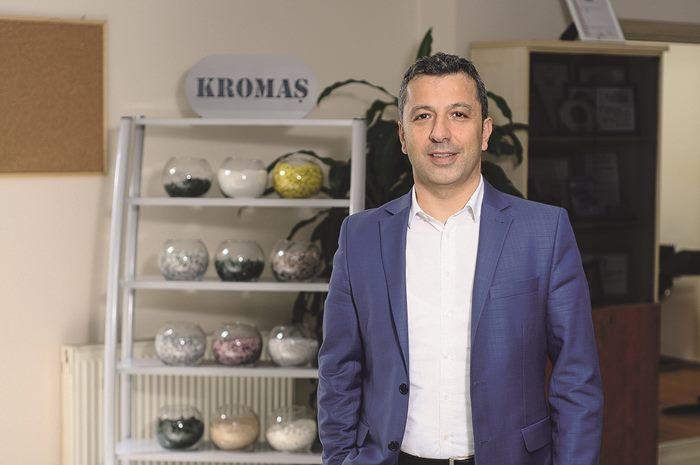 Kromaş, 5 milyon euroluk yatırımla yeni tesis kuruyor