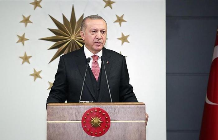 Cumhurbaşkanı Erdoğan: Üretim her şartta devam etmek zorunda