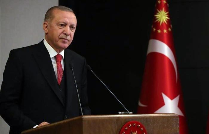 Cumhurbaşkanı Erdoğan: 23-26 Nisan tarihlerinde sokağa çıkma yasağı planlıyoruz