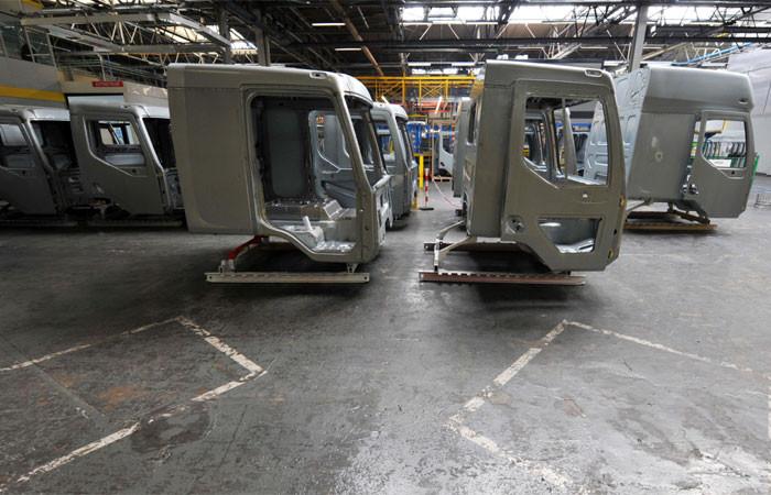 Renault Trucks, Fransa'da yeniden faaliyete başlıyor