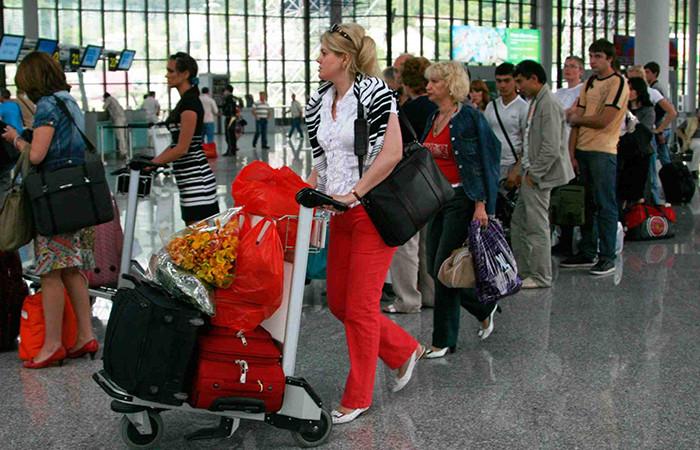 Gelen ziyaretçi sayısı mart ayında yüzde 64 azaldı